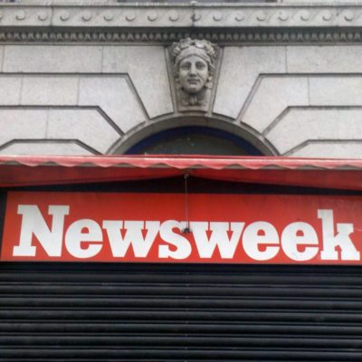 Kwong Out At Newsweek: Fake News Gonna Fake