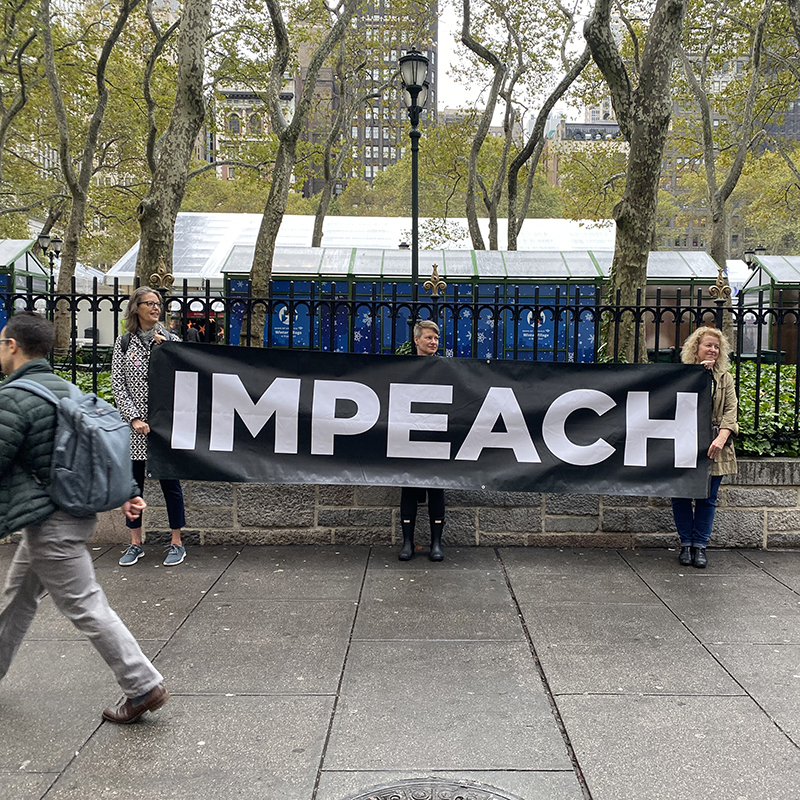 """Not-So-Grassroots """"Need to Impeach"""" PAC Thinks We're All Stupid"""