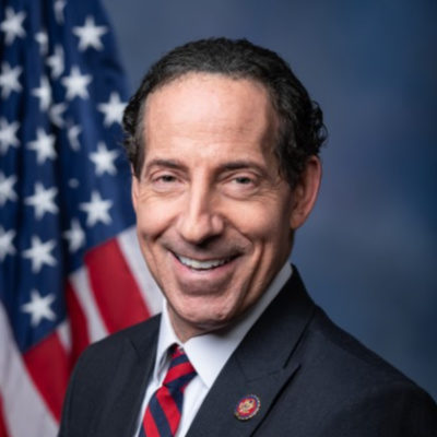 Jamie Raskin In For Nadler At Rules Committee