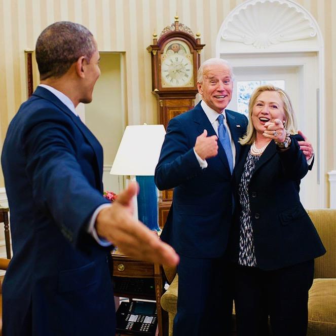 Pot Kettle: Biden Warns That Trump Will Change U.S. Character