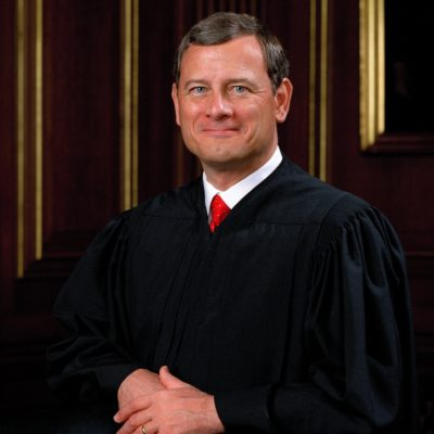 Chief Justice Roberts: We Must Stop Taking Democracy For Granted