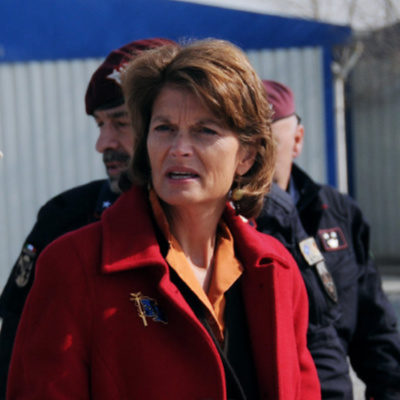 """Disturbed"" Lisa Murkowski Typical Republican Squish"