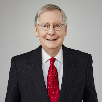 McConnell Roasts Impeachment In Senate Speech