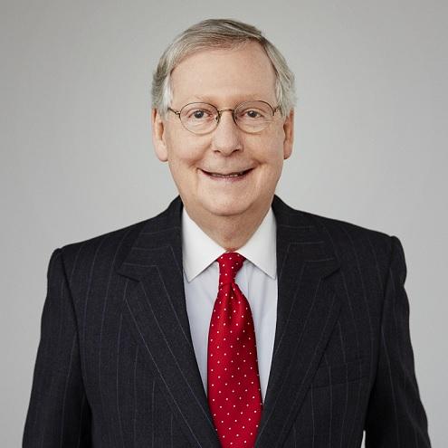 McConnell Roasts Impeachment In Senate Speech