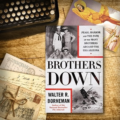 From The VG Bookshelf: Brothers Down