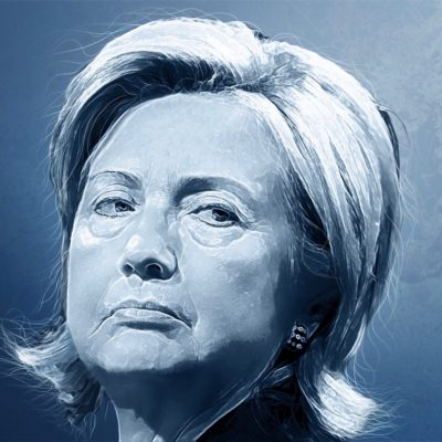 Trailblazer Hillary Still Won't Ride Off Into The Sunset