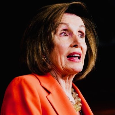Nancy Pelosi Disses Courageous Iranian Protestors