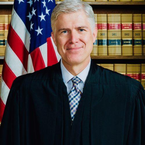 Justice Neil Gorsuch Calls Activist Judges On Carpet