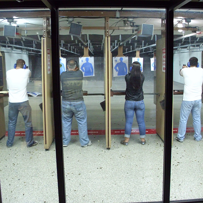 No, VA Dems' Proposed Bill Doesn't Ban All Private Indoor Gun Ranges
