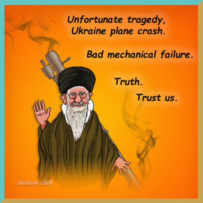 Ukrainian Plane Crash in Iran