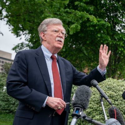 Bolton In Spotlight As NYT Publishes Alleged Book Leaks