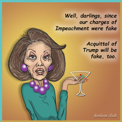 Nancy Pelosi Drunk Logic