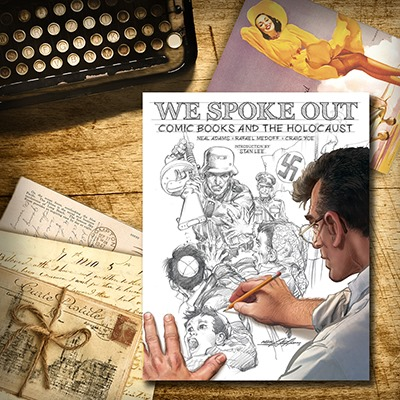 From The VG Bookshelf: We Spoke Out