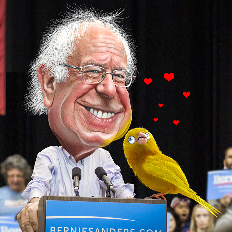 Candidates Should Scorch Sanders at Tuesday's Dem Debate