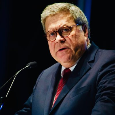 William Barr And The Sanctuary Cities Lawsuits