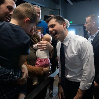 Nine Year-Old Asks Mayor Pete To Help Him Come Out