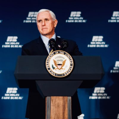 Pence Slams Harris For Anti-Vax Panic