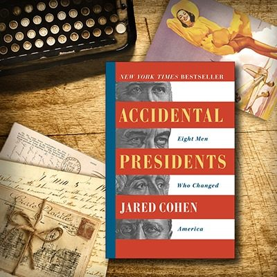 From The VG Bookshelf: Accidental Presidents