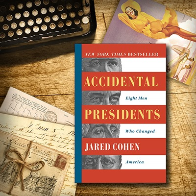 From The VG Bookshelf: Accidental Presidents