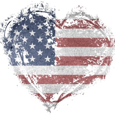 America and Her Citizens, My Forever Valentines