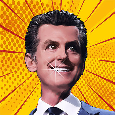 Gavin Newsom: Cure Homeless With A Doctor's Prescription