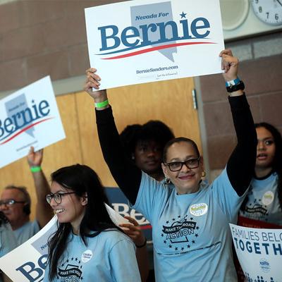 Chumbolones and Bernie's Socialism Schtick