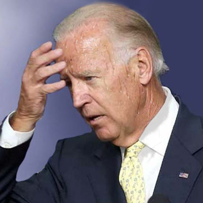 Joe Biden Smells Like Desperation