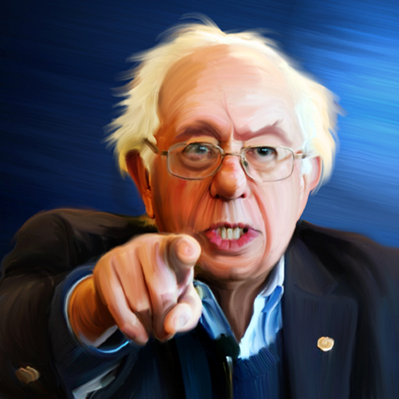 Will Bernie Bust at Second Super Tuesday?