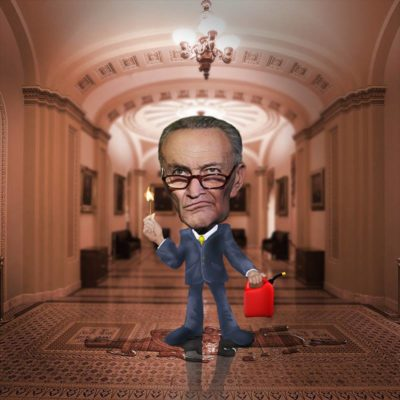 McConnell: Chuck Schumer's SCOTUS Threats Dangerous And