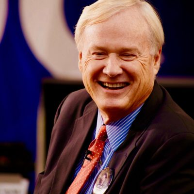 Chris Matthews Abruptly Announces Retirement, Walks Off Set