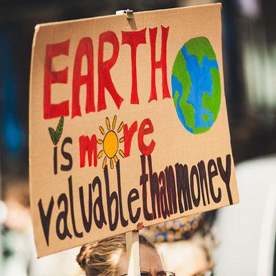 Climate Activists Cheering on Coronavirus
