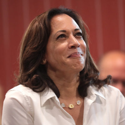 Brazen Kamala Harris Endorses Joe Biden For President