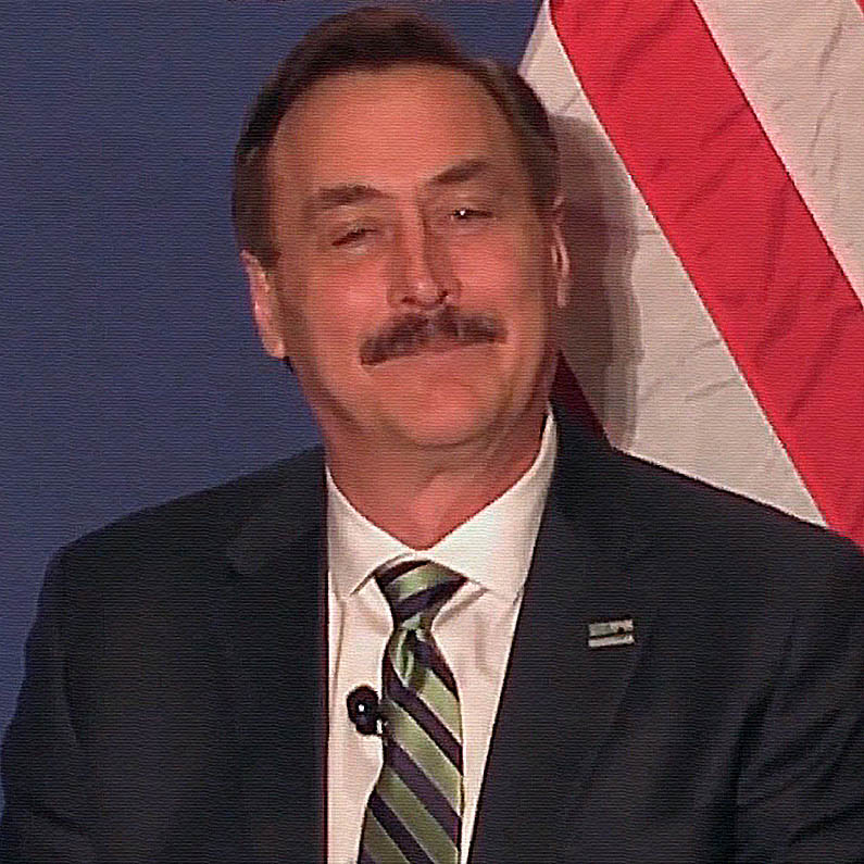 My Pillow Guy Mike Lindell Steps Up for America