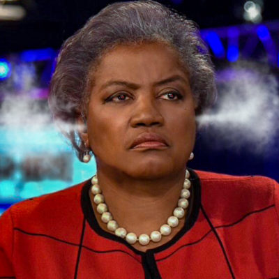 Donna Brazile Curses GOP Chairwoman on Fox