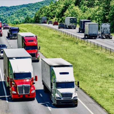 Truckers Are Keeping Our Country Together