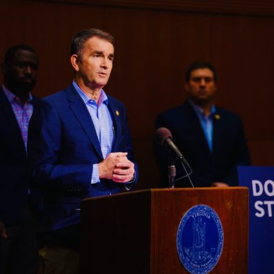 Ralph Northam Shoves Virginia To The Left