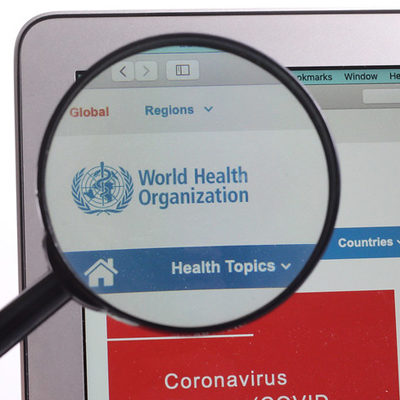 World Health Organization Kicked to Curb by Trump