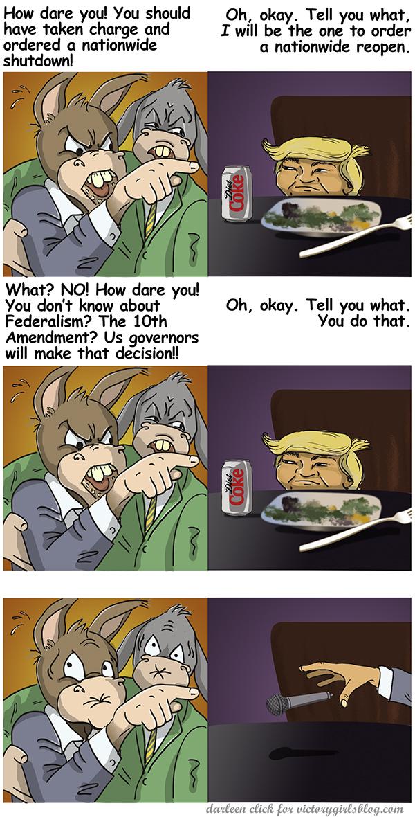 democrats discover federalism