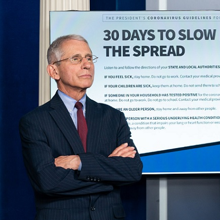Fauci Plays Reverse Card On Vaccines And Spread