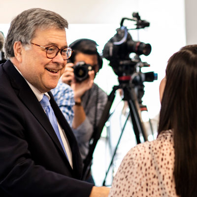 AG Barr Looks for Lifting of Draconian Measures