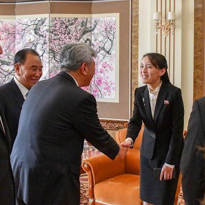 Kim Jong Un's Sister, Kim Yo Jong: Powerful Sociopath