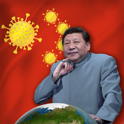 xi Jinping ccp red china