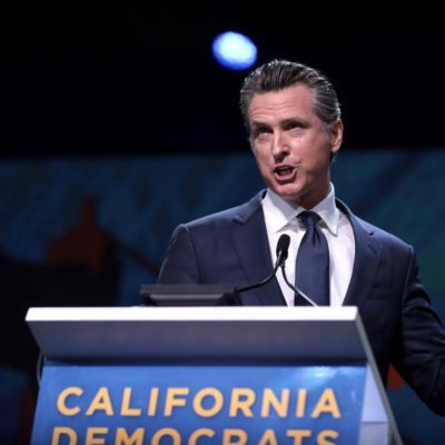 Newsom Turns California To A Vote-By-Mail State