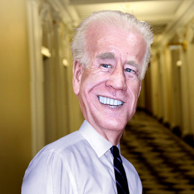 Joe Biden Camp: He'll Fix the Economy!