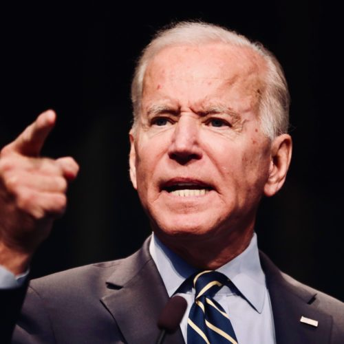 No Softballs! Mika Grills While Biden Tap Dances