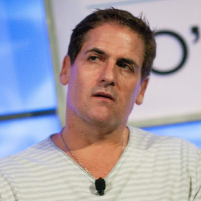 Mark Cuban Touts Trickle Up Economics