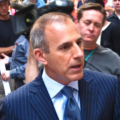 Matt Lauer Responds To Ronan Farrow's Book Creepily