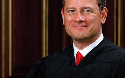 SCOTUS Chief Justice Roberts