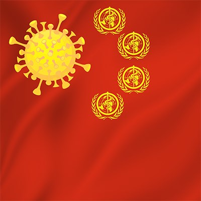 Cold War and Political Viruses Courtesy of China
