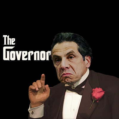 Godfather Andrew Cuomo Demands Volunteers' Wallets